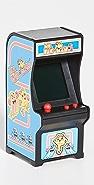 East Dane Gifts Ms. Pac-Man Retro Arcade Game