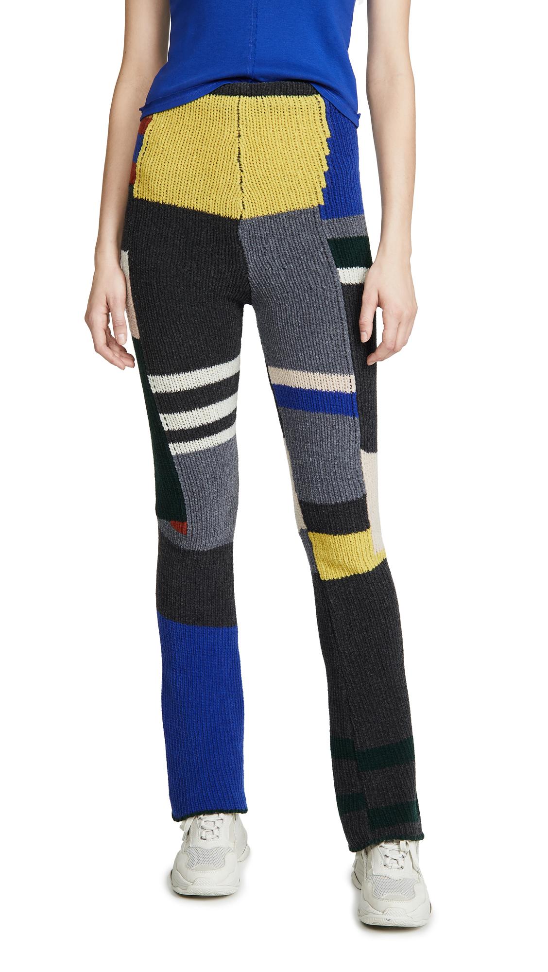 Buy Eckhaus Latta online - photo of Eckhaus Latta Brickwork Pants