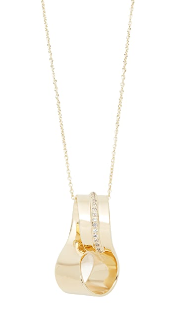 Elizabeth and James Releve Pendant Necklace