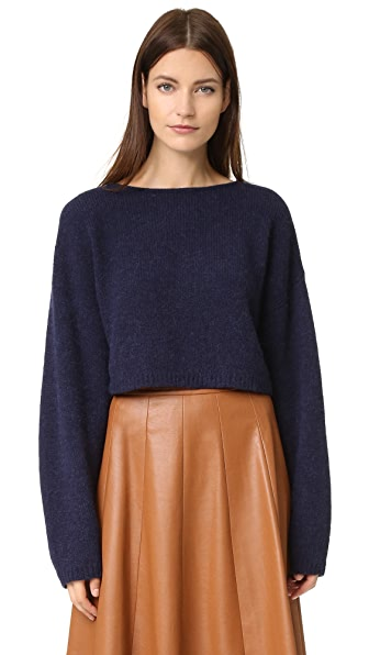 Elizabeth and James Vann Crop Sweater