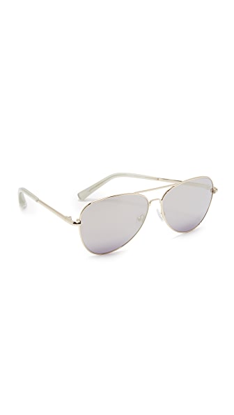 Elizabeth and James Stanton Aviator Sunglasses