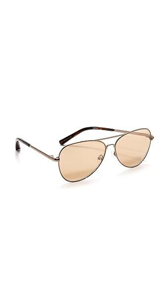 Elizabeth and James Солнцезащитные очки-авиаторы Stanton