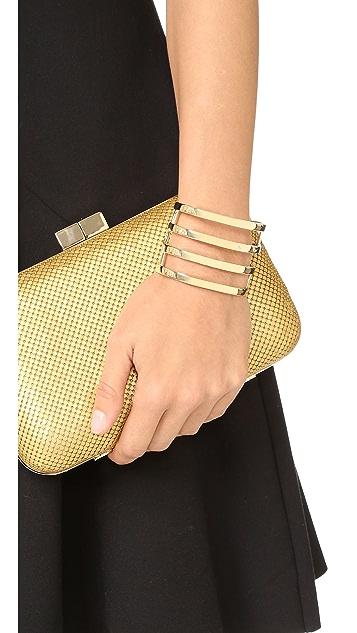 Elizabeth and James Azure Cuff Bracelet