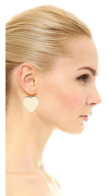 Elizabeth and James Em Earrings