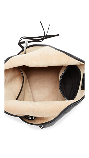 Elizabeth and James Finley Courier Hobo Bag