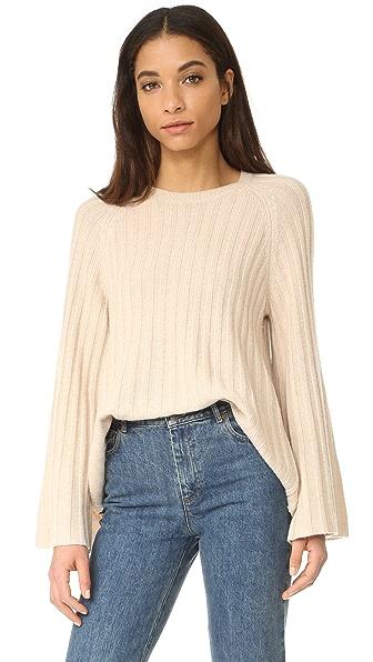 Elizabeth and James Baker Flare Sleeve Sweater