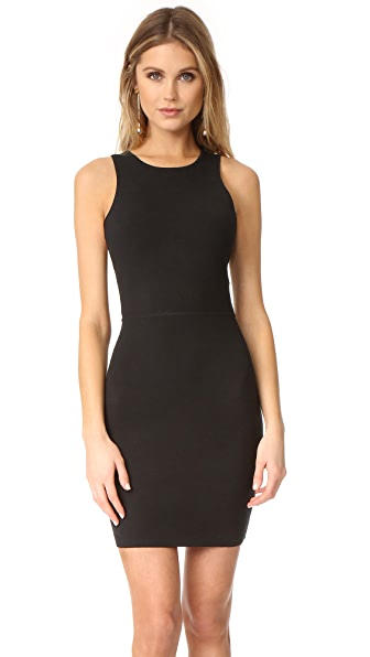 Elizabeth and James Ritter Dress - Black