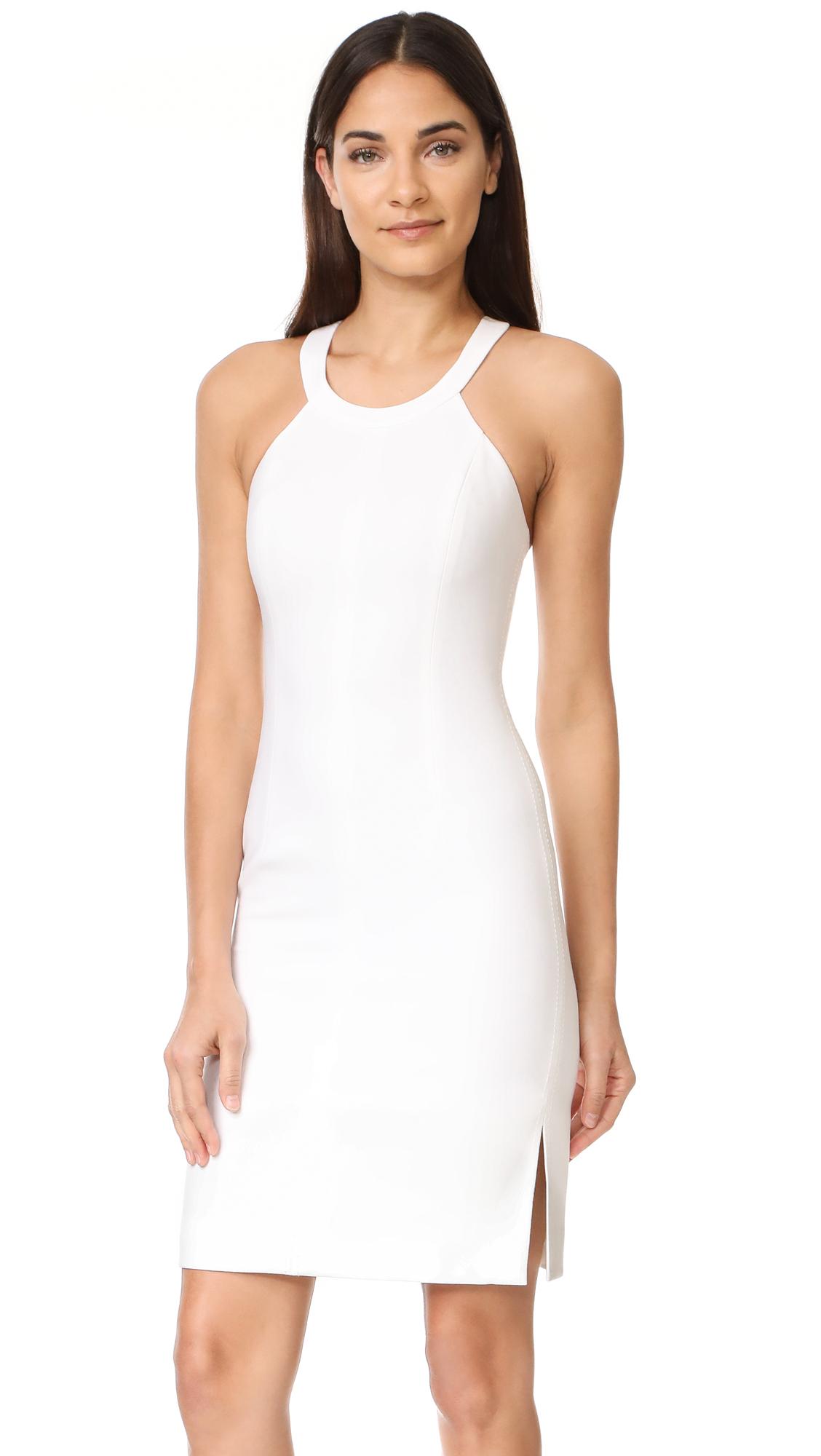 Elizabeth and James Imogen Dress - White