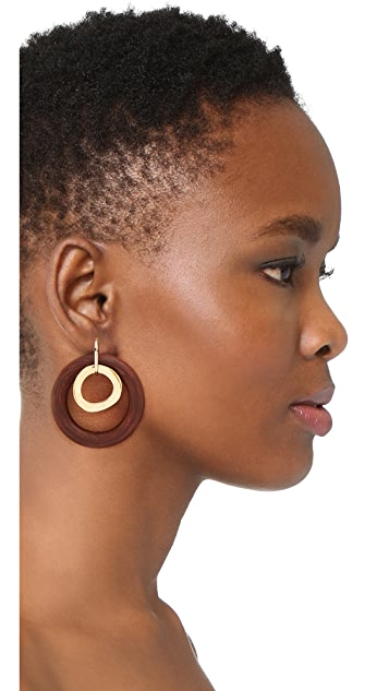 Elizabeth and James Anita Earrings