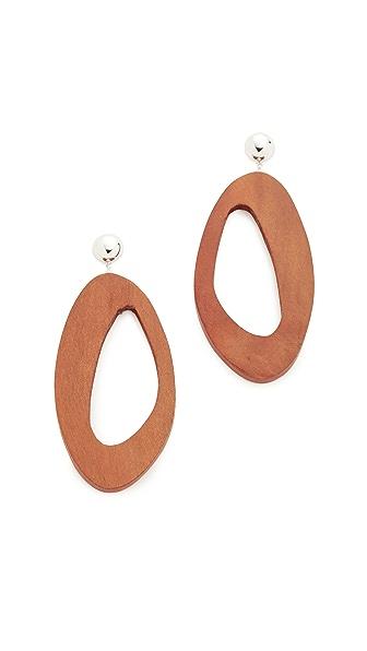 Elizabeth and James Inez Earrings