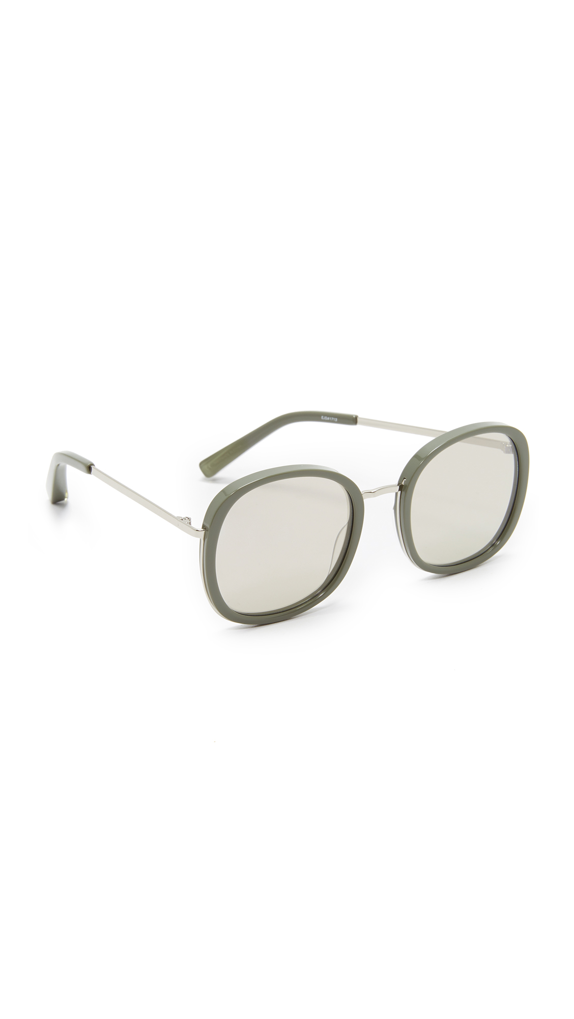 Elizabeth and James Jones Sunglasses - Tortoise/Blue