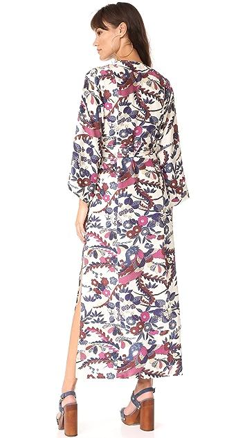 Elizabeth and James Howe Kimono Dress