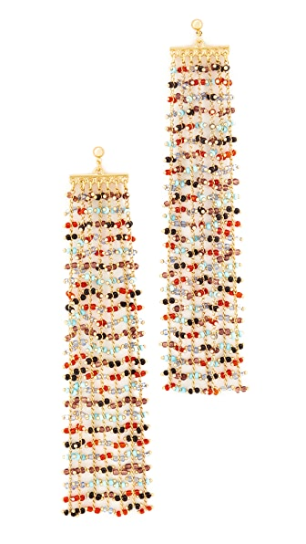 Elizabeth and James Emmy Earrings - Gold