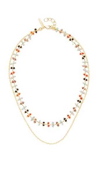 Elizabeth and James Marie Necklace