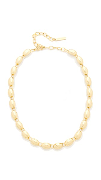 Elizabeth and James Blake Choker Necklace In Gold