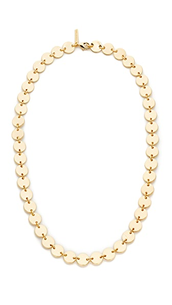 Elizabeth and James Goldie Necklace In Gold