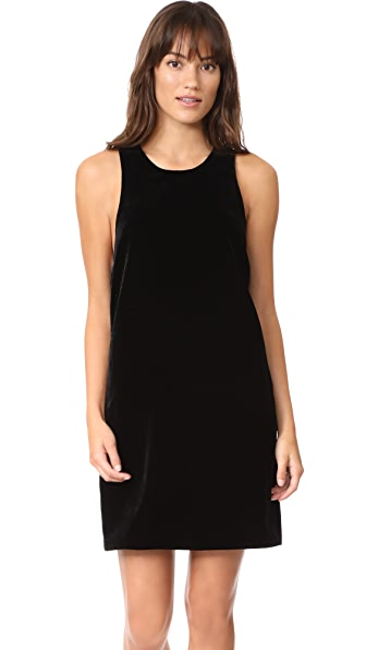Elizabeth and James Pippin Strap Back Dress at Shopbop