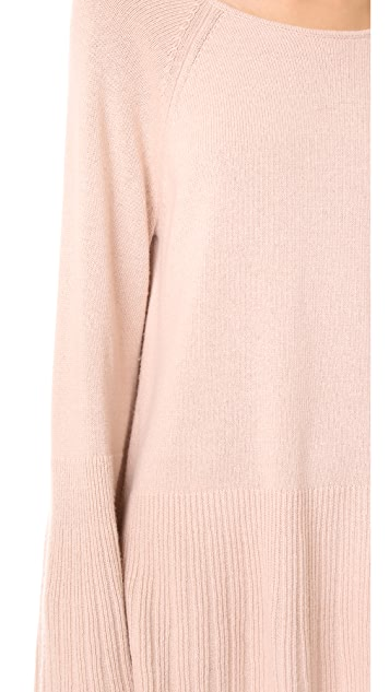 Elizabeth and James Clarette Wide Sleeve Sweater