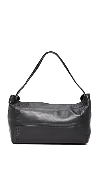 Elizabeth and James Keely Small Newspaper Bag - Black