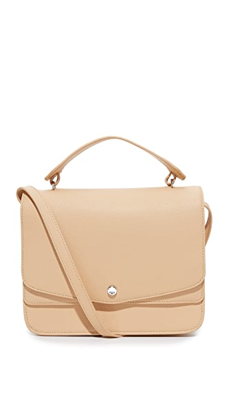 Elizabeth and James Eloise Shoulder Bag - Natural