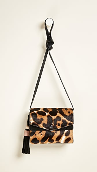 Elizabeth and James Eloise Field Bag - Leopard