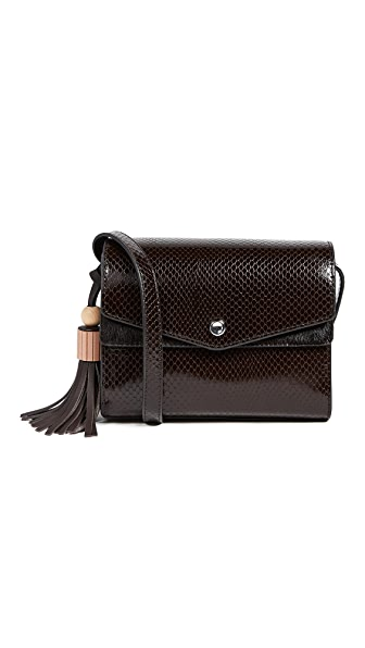 Elizabeth and James Eloise Field Bag In Chocolate