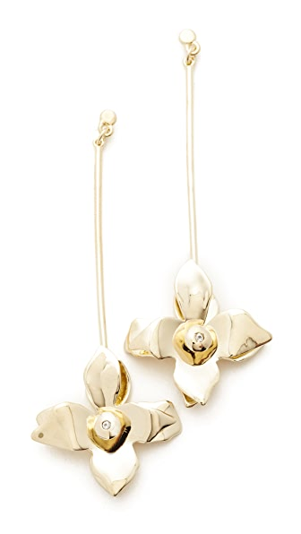 Elizabeth and James Halona Earrings - Gold