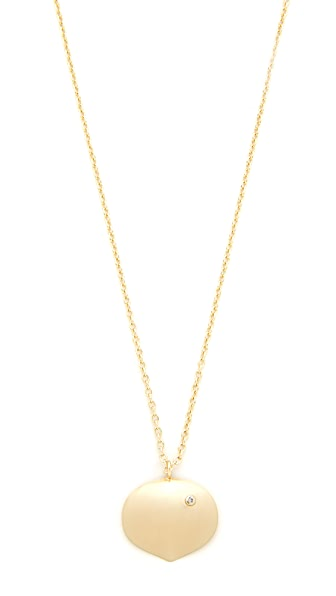 Elizabeth and James Tassie Pendant Necklace - Gold