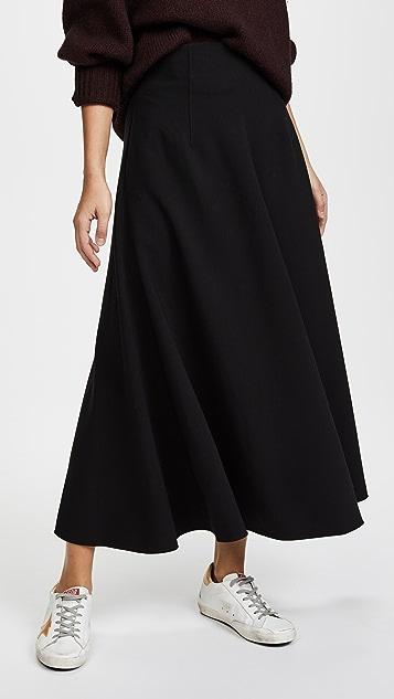 Elizabeth and James Glendon Midi Skirt