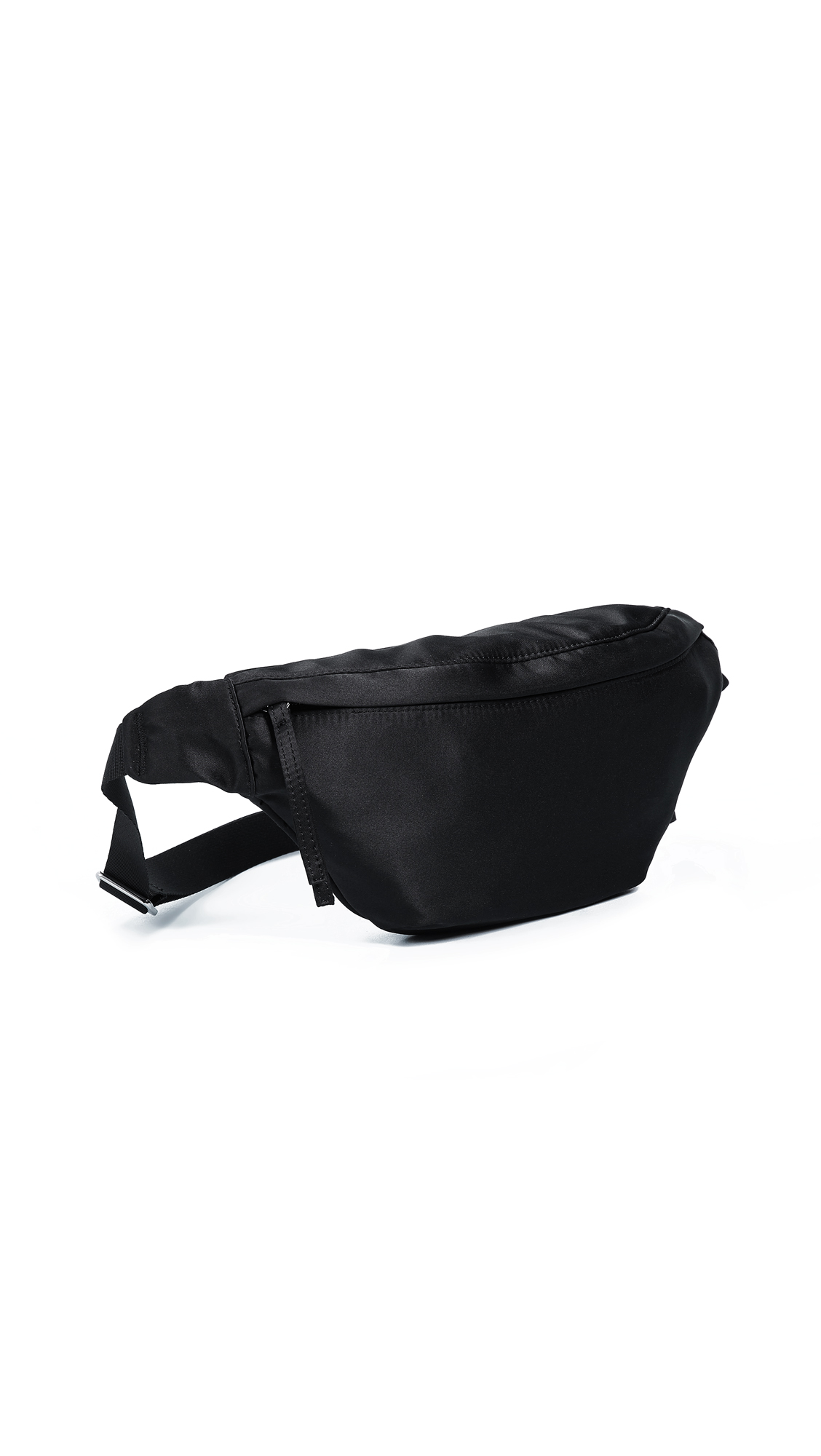 SATIN FANNY PACK