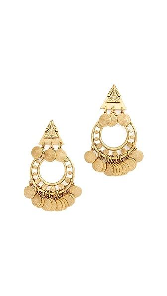 Elizabeth Cole Olivia Earrings
