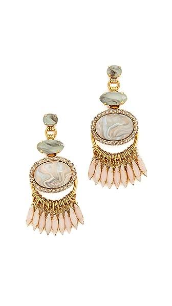 Elizabeth Cole Charlotte Earrings