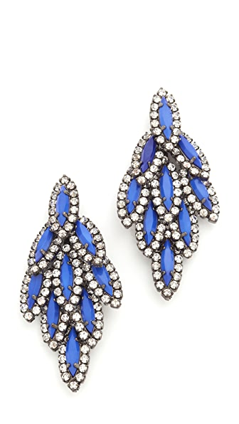 Elizabeth Cole Bacall Earrings
