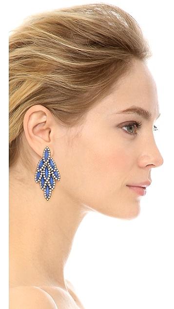 Elizabeth Cole Bacall Earrings