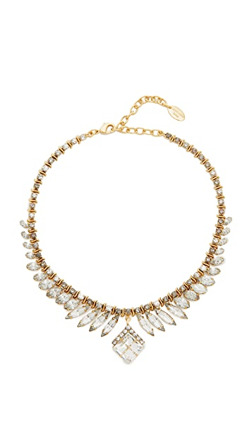 Elizabeth Cole Emira Choker Necklace
