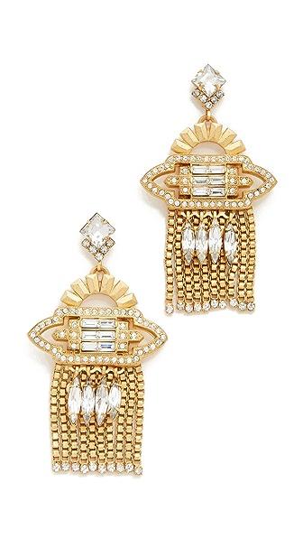Elizabeth Cole Velma Earrings