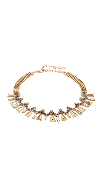 Elizabeth Cole Deanna Choker Necklace