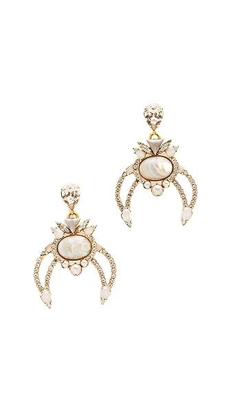 Elizabeth Cole Macie Earrings