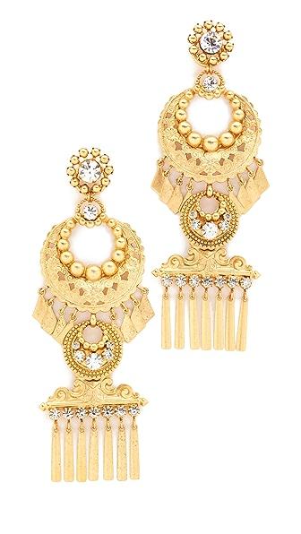 Elizabeth Cole Kalua Earrings