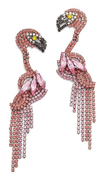 Elizabeth Cole Georgy Earrings