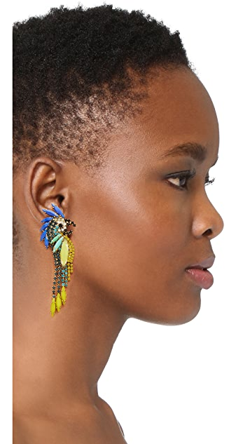 Elizabeth Cole Daya Earrings