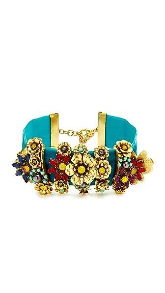 Elizabeth Cole Halia Choker Necklace