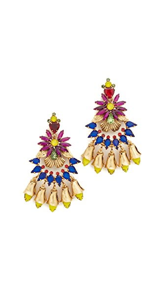 Elizabeth Cole Giana Earrings