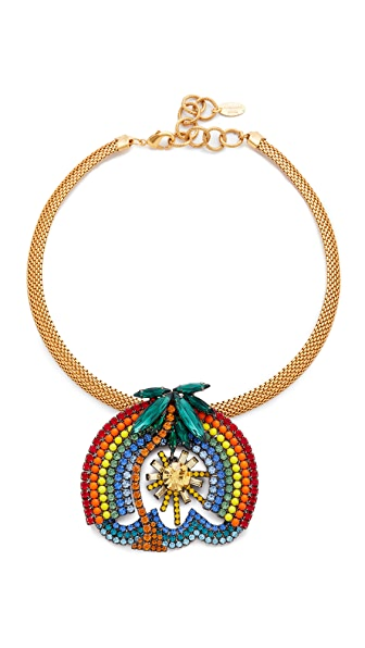 Elizabeth Cole Ambu Necklace