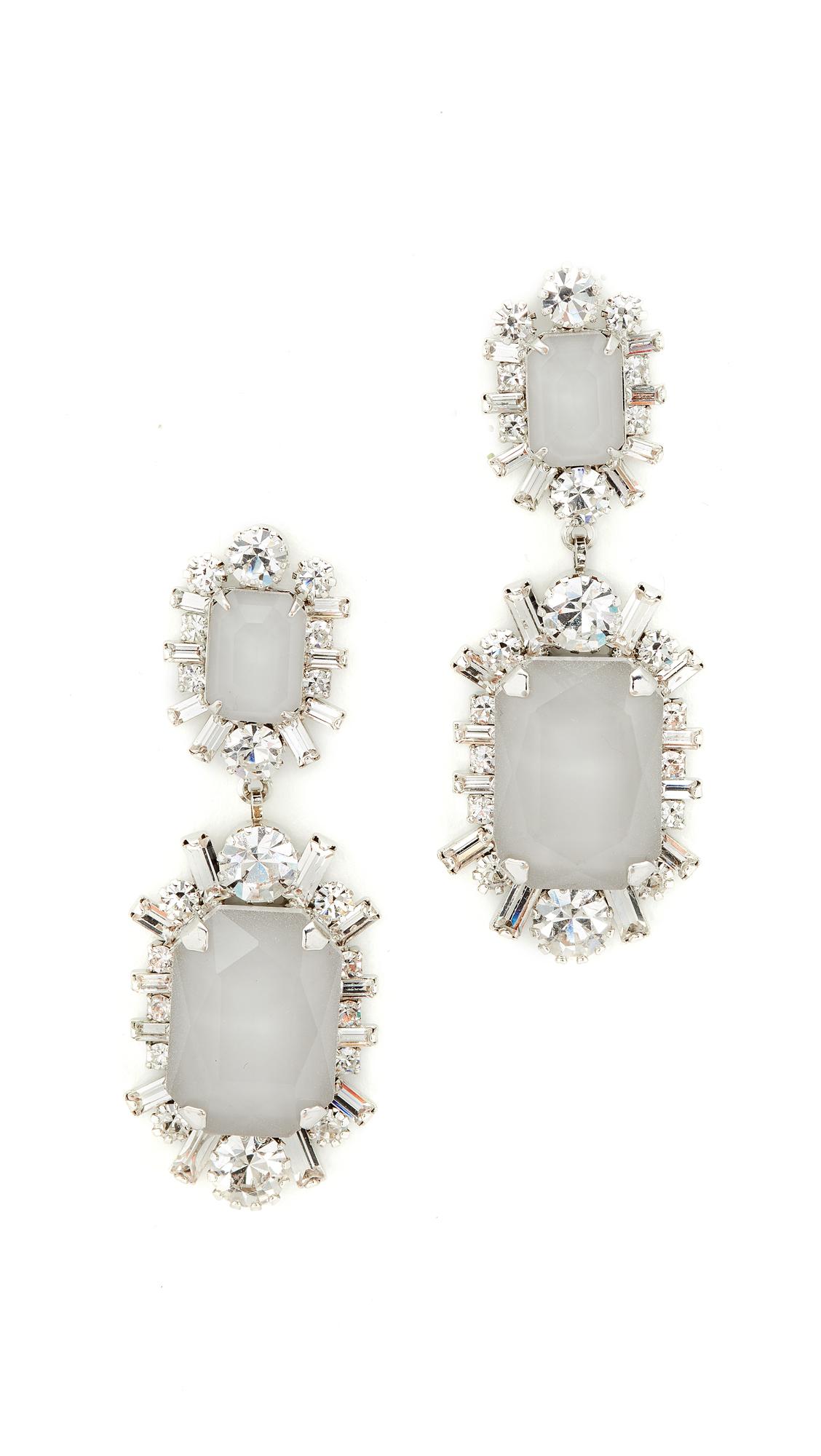 Elizabeth Cole Piper Earrings