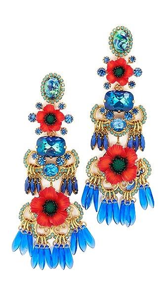 Elizabeth Cole Tutti Earrings