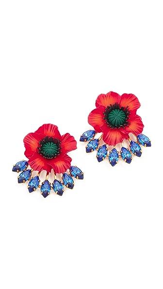 Elizabeth Cole Tamslin Earrings