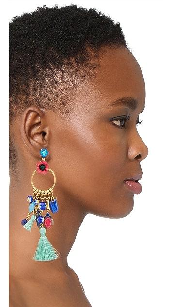 Elizabeth Cole Aussie Earrings