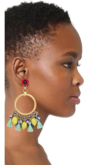 Elizabeth Cole Pippa Earrings