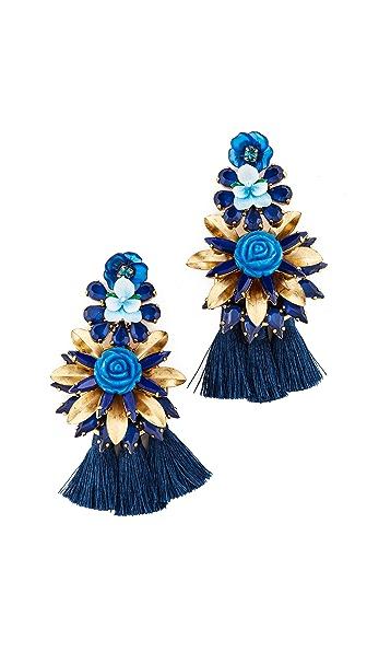 Elizabeth Cole Sarah Earrings